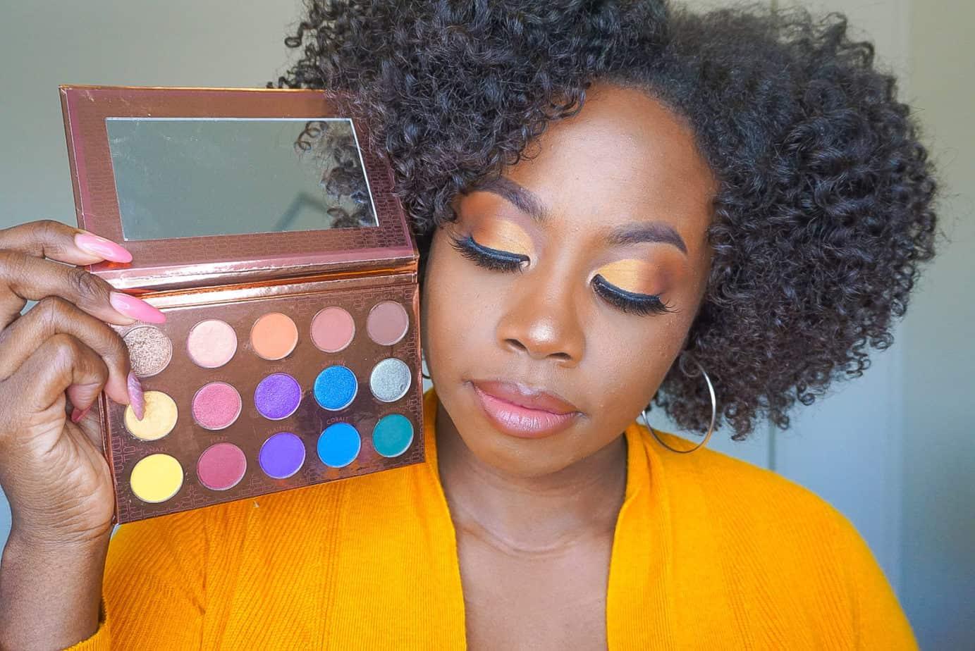 ItsMyRayeRaye Shadow Palette by BH Cosmetics #17